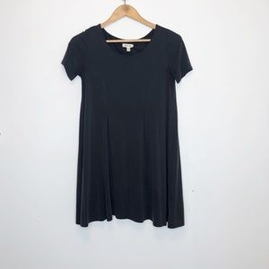 Silence + noise trapeze t shirt dress